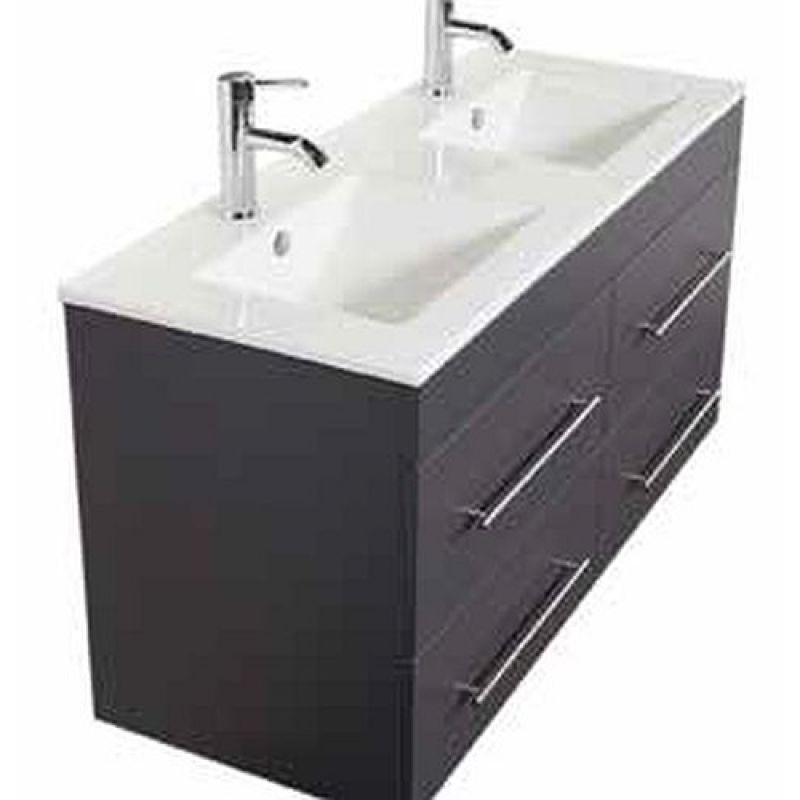 Badmobel Badezimmer Waschbecken Waschplatz Argos 120