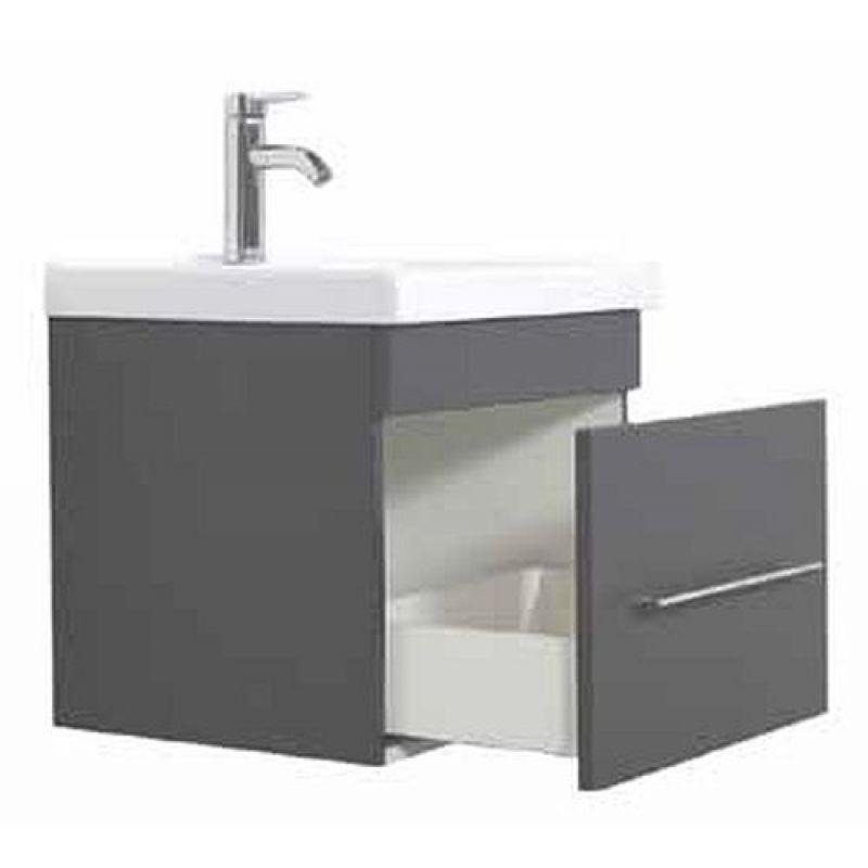 Badmöbel Badezimmer Waschbecken Waschplatz GAIA 550, 215,00 &eur
