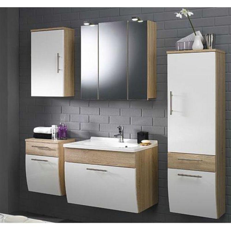 wunderbar badm bel set hochglanz galerie die besten einrichtungsideen. Black Bedroom Furniture Sets. Home Design Ideas