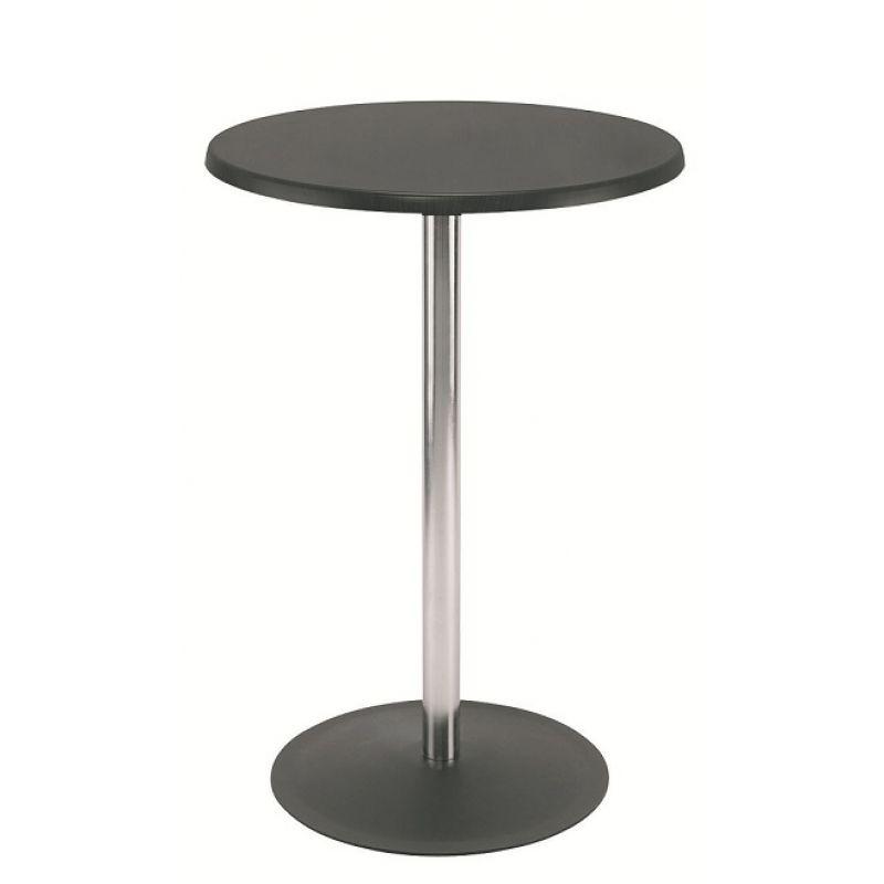 bistro stehtisch lena table plg verchromt 60 cm h he 110 cm 93