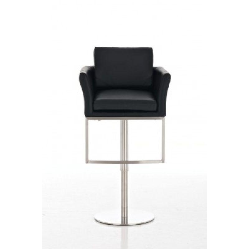 barhocker edelstahl leder cool mayer barhocker wave sitz mit leder sitzhhe cm with barhocker. Black Bedroom Furniture Sets. Home Design Ideas