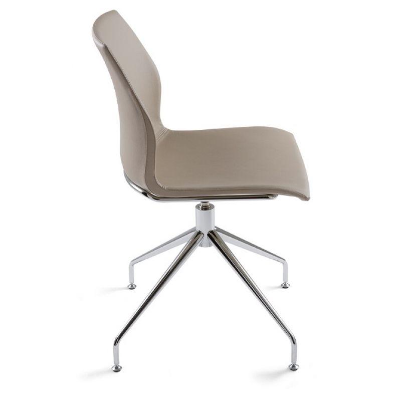 esszimmerstuhl stuhl kalea drehbar einfarbig 4 fussgestell 220 00. Black Bedroom Furniture Sets. Home Design Ideas