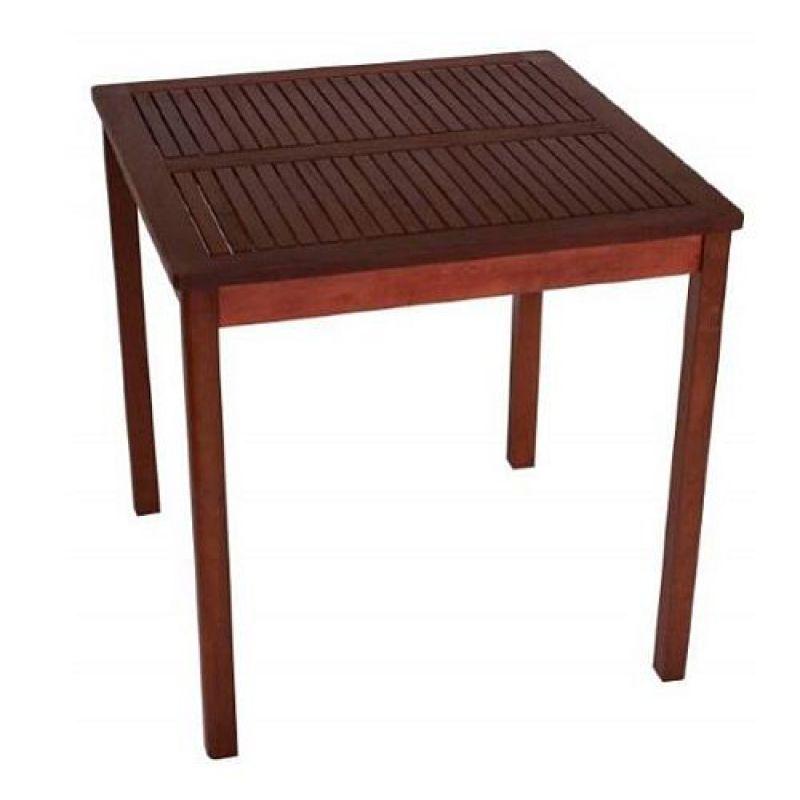 Gartentisch Holztisch Tisch Aus Eukalyptusholz 68 00
