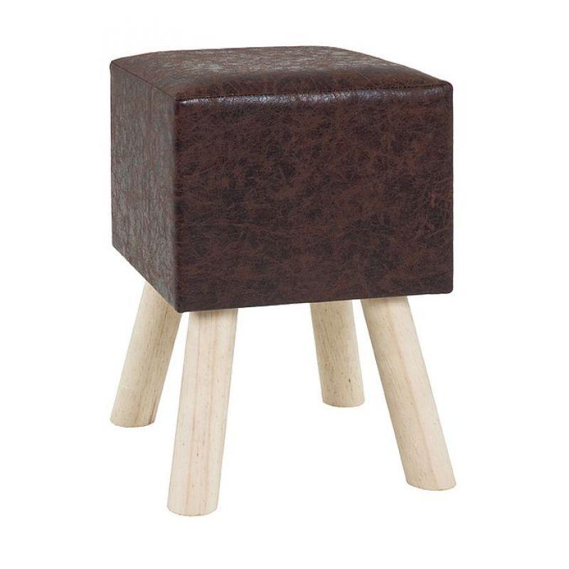sitzhocker rund gallery of hocker pufa sitzhocker rund kunstleder h cm durchmesser cm fe. Black Bedroom Furniture Sets. Home Design Ideas