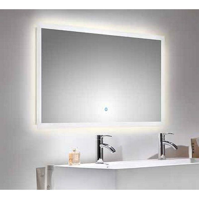 Led Spiegel Badezimmerspiegel 120 X 65 Cm 178 00