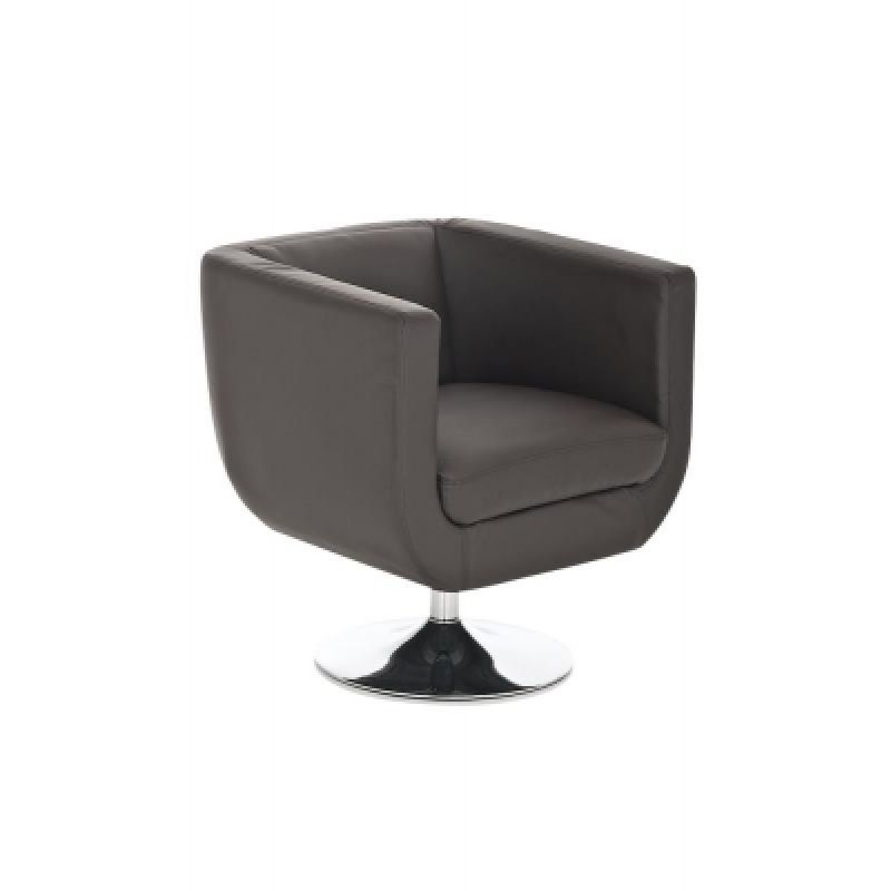 Lounge Sessel Leder Schwarz U003e Preview