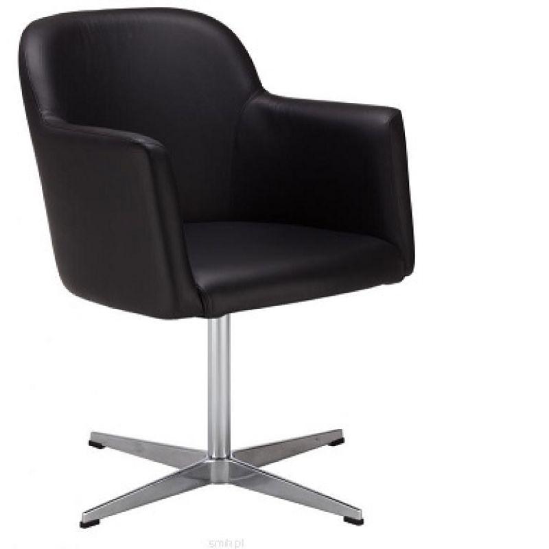 lounger besucherstuhl drehsessel athena cross leder optik. Black Bedroom Furniture Sets. Home Design Ideas