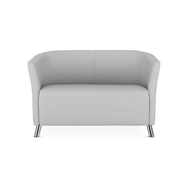 Lounger Sessel Columbia Duo 2 Sitzer Sofa Kunstleder Vollgepolstert