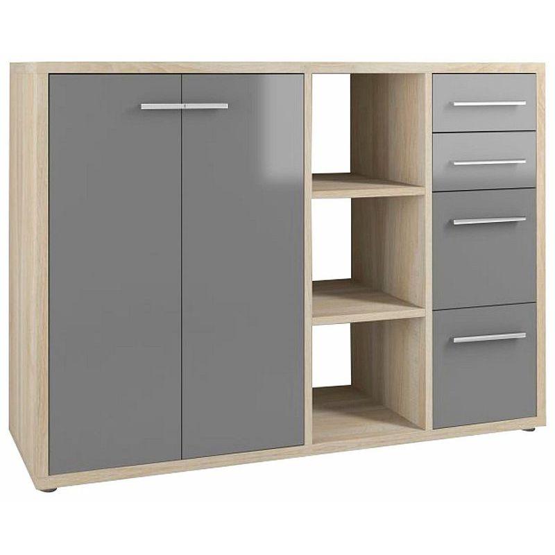 kommode 110 cm perfect kommode cm breit top bewertet konzept kommode with kommode 110 cm. Black Bedroom Furniture Sets. Home Design Ideas