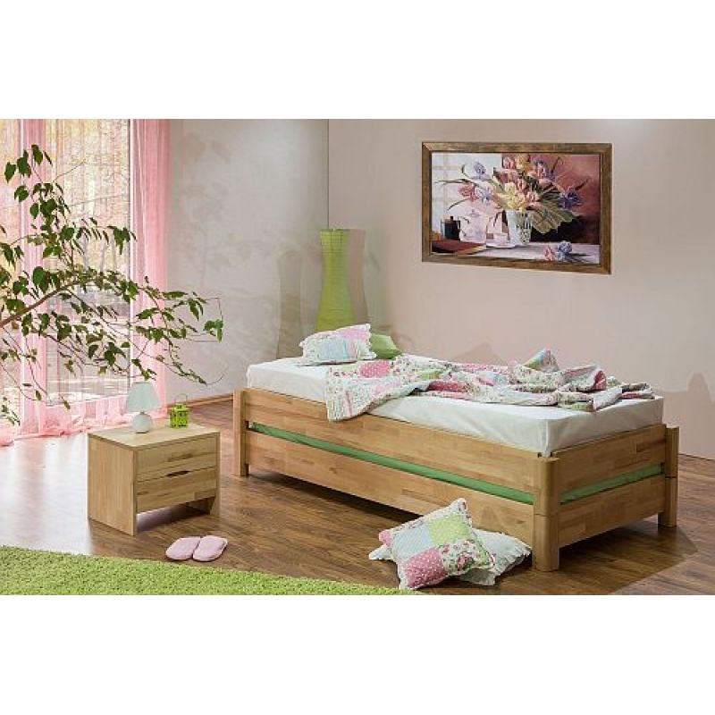 jugendbett vollholz massivholz bett dresden fuvariante schubladen st basic ma b with jugendbett. Black Bedroom Furniture Sets. Home Design Ideas