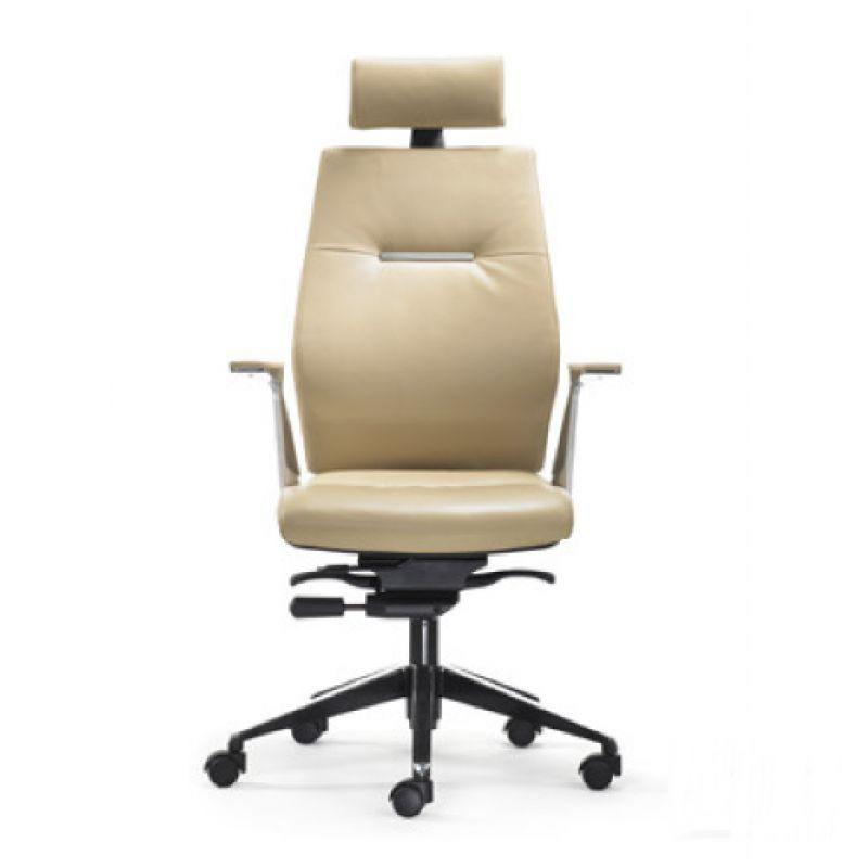 mayer chefsessel sedna 2468 echt leder alu ausf hrung mit sitz. Black Bedroom Furniture Sets. Home Design Ideas