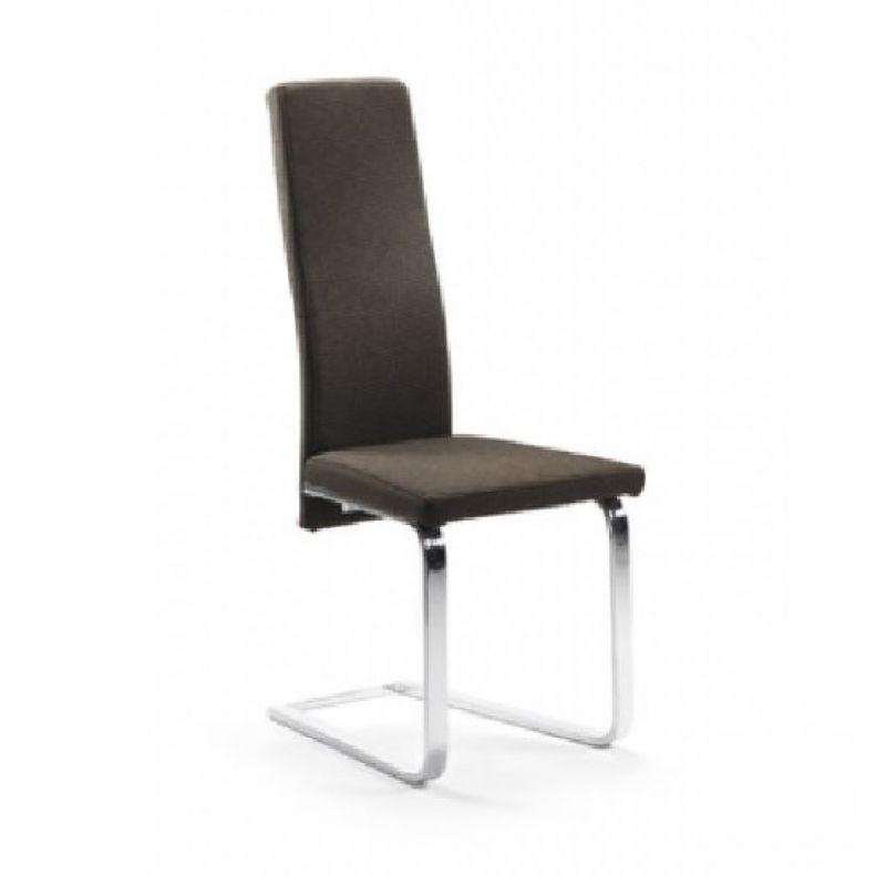 mayer schwingstuhl my nature 2139 chrom leder sitz und. Black Bedroom Furniture Sets. Home Design Ideas