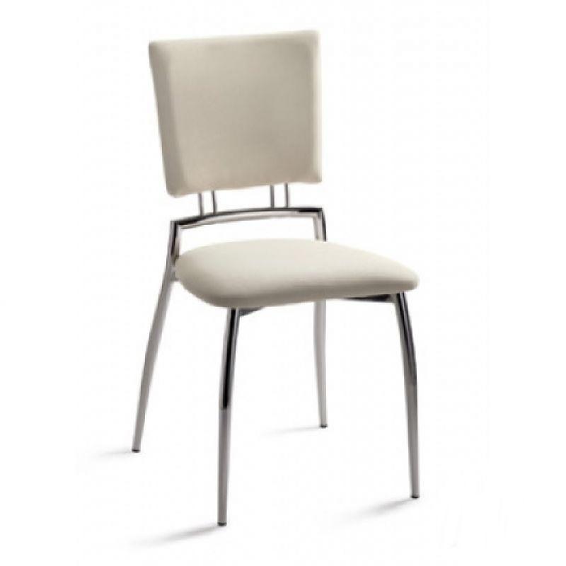 mayer stuhl esszimmerstuhl 2148 chrom sitz und r cken gepolster. Black Bedroom Furniture Sets. Home Design Ideas
