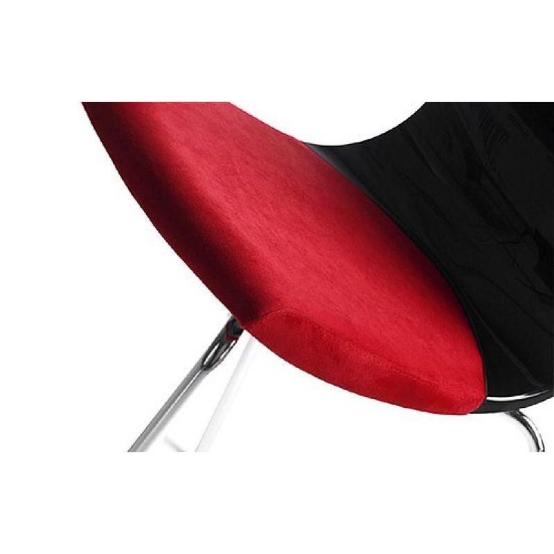 Stuhl Rücken mayer stuhl modernstyle 2124 rücken kunststoff schwarz sitz gepo