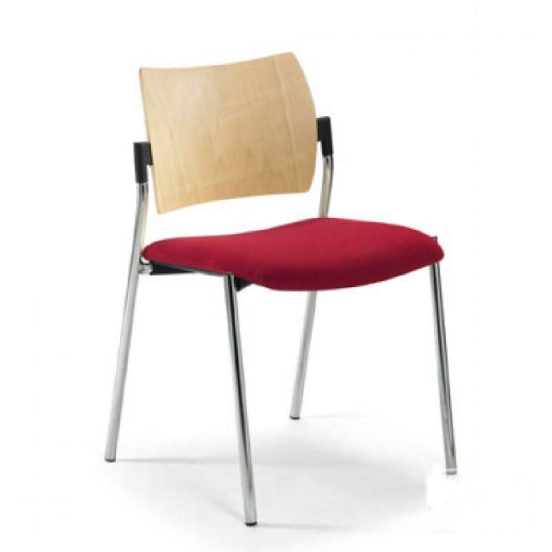 Stuhl stapelbar kunstleder preis vergleich 2016 for Stapelstuhl esszimmer