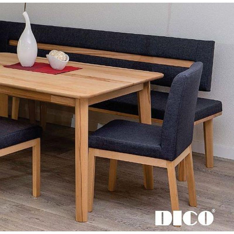 Moderner Massivholz Esstisch Lounge Wildeiche 499 00
