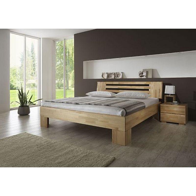 Moderner nachttisch nachtkonsole massivholz avantgarde for Einzelbett modern