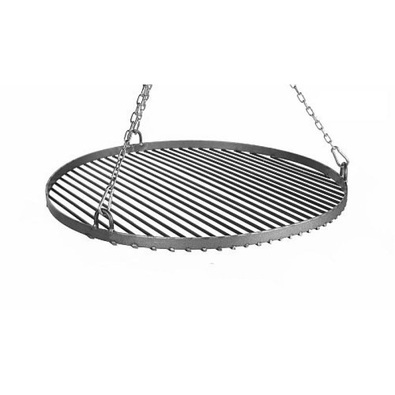 outdoor grill mit feuerschale pan 37 dreibein rost edelstahl o roh. Black Bedroom Furniture Sets. Home Design Ideas