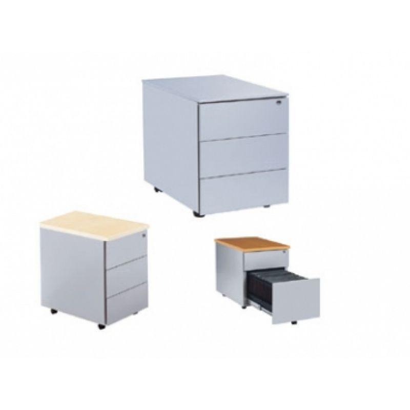 rollcontainer stahl tiefe 52 cm mit h ngeregistratur 230 00 eu. Black Bedroom Furniture Sets. Home Design Ideas