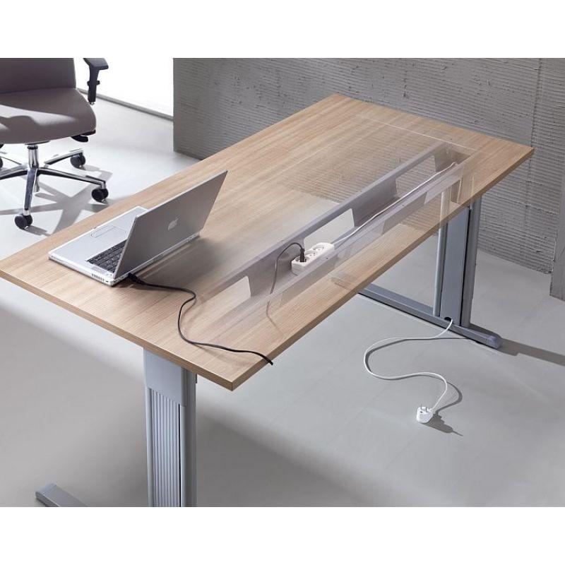 Schreibtisch Bürotisch E10 Toro Tiefe 60 Cm C Fuß Gestell