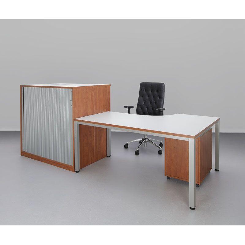 schreibtisch b rotisch e10 toro tiefe 80 x 80 cm freiform quadra. Black Bedroom Furniture Sets. Home Design Ideas