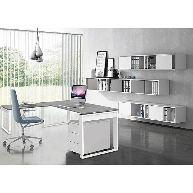 kerkmann schreibtisch fresh 180 x 80 x 68 82 cm 325 92. Black Bedroom Furniture Sets. Home Design Ideas