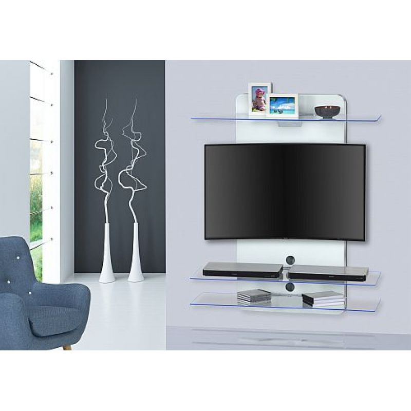 Interesting Simple Zum Vergrern Klicken With Tv Regal With Regal Wei 100 Cm