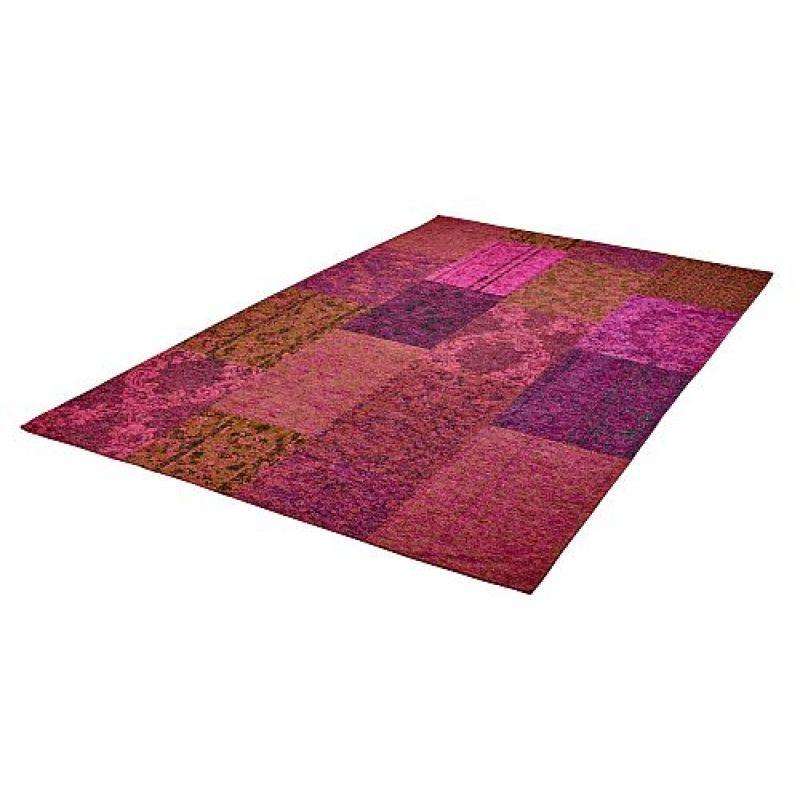 teppich wohnteppich my mersey 1150, patchwork-optik, fuchsia, 34,90 &, Hause ideen