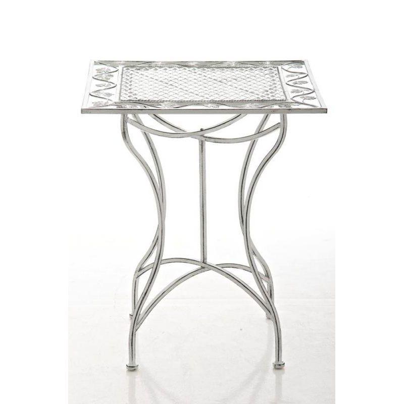 Tisch Gartentisch Outdoor Asina Antik Weiss 55 00