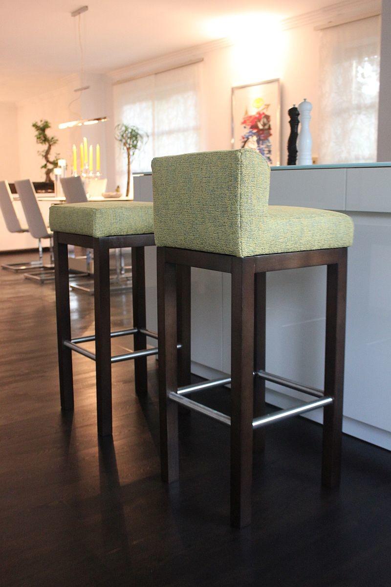 toms trendmoebel design barhocker tom mit lehne echt holz wenge gebei 205 00. Black Bedroom Furniture Sets. Home Design Ideas