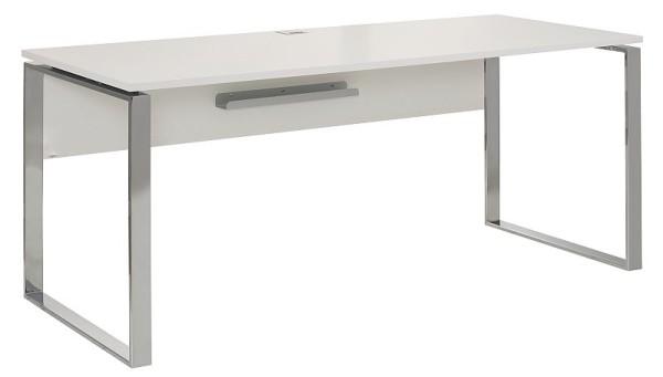 maja minioffice schreibtisch b ro 9562 mit abs kannte schiebet r 6 349 00. Black Bedroom Furniture Sets. Home Design Ideas