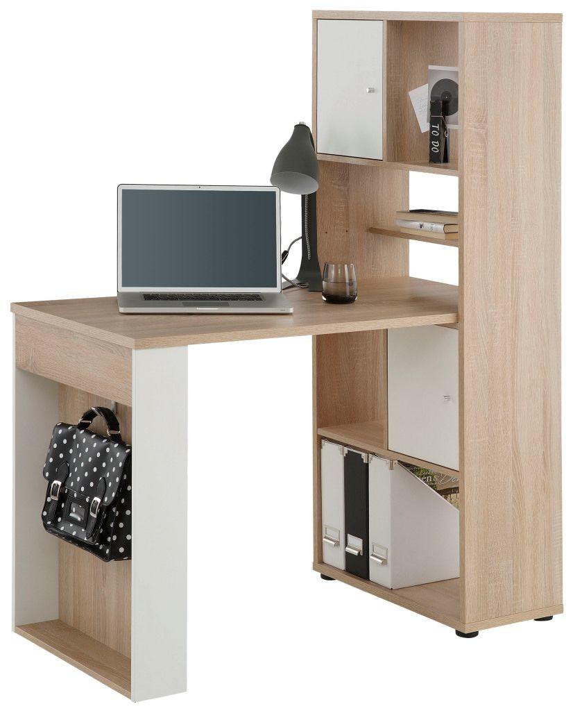 maja schreibtisch computertisch minioffice mit regal 40142534 verschi 199 00. Black Bedroom Furniture Sets. Home Design Ideas
