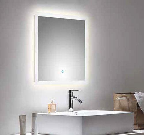 Badezimmerspiegel 60x60.Led Spiegel Badezimmerspiegel 60 X 60 Cm 122 00