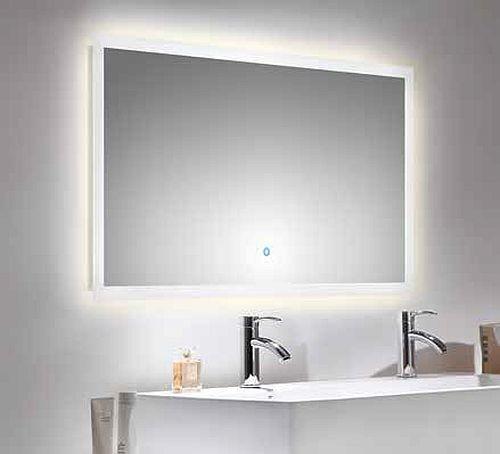 Super LED Spiegel Badezimmerspiegel 120 x 65 cm, 178,00 € FY-03