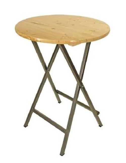 Klapptisch Stehtisch Gartentisch Tisch Zurich H 110 5 Cm 79 50