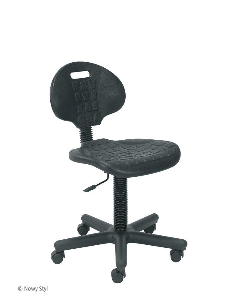 Arbeitsstuhl Werkstuhl Stuhl Nargo höhenverstellbar