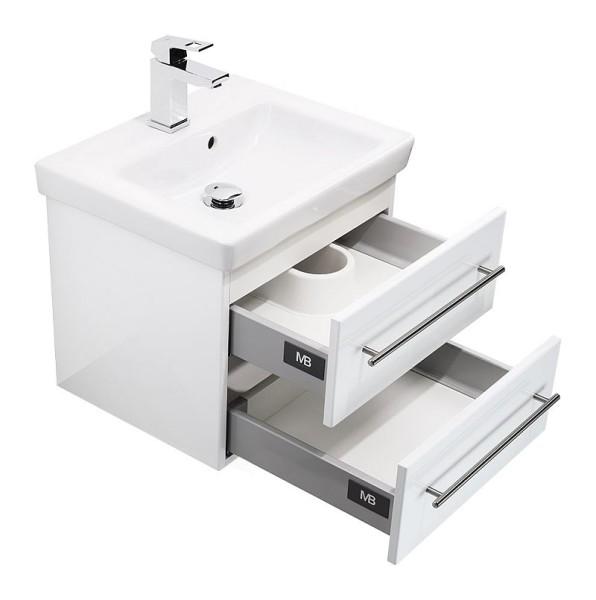 badm bel keramag waschplatz doppel waschbecken it 100cm mit untersch 758 00. Black Bedroom Furniture Sets. Home Design Ideas