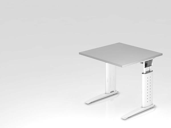 B ro schreibtisch 200x100 cm nierenform modell ns20c mit for Schreibtisch 200x100