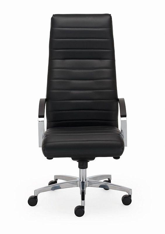 Design Chefsessel Bürodrehstuhl LYNX steel ST43