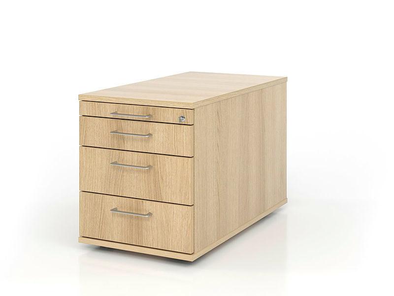 Buro Rollcontainer Aktencontainer Modell Tc30 Abschliessbar 270 00